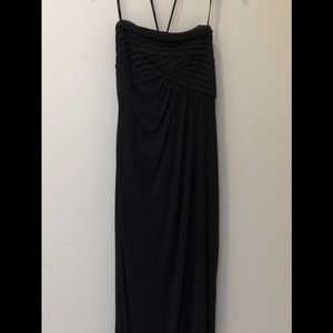 Tadashi Long Dress Strapless